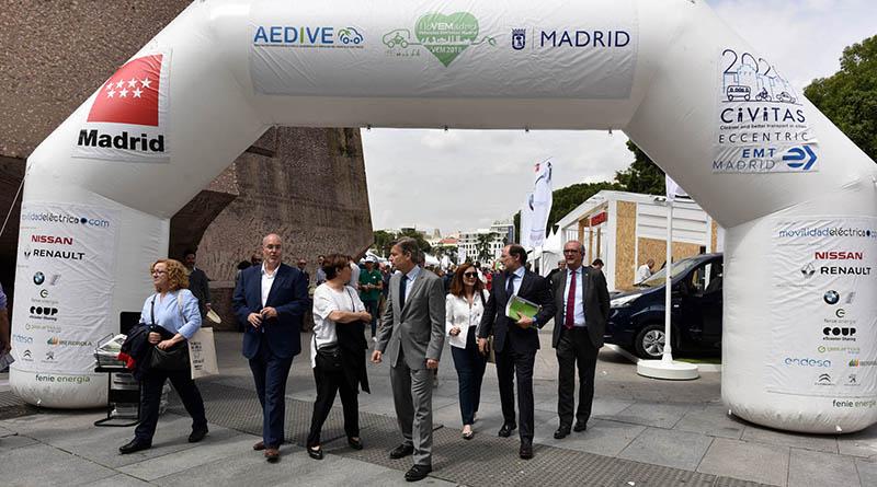 La mayor exposición urbana de Vehículos Eléctricos, VEM2019, celebra su quinta edición en un año decisivo para la movilidad