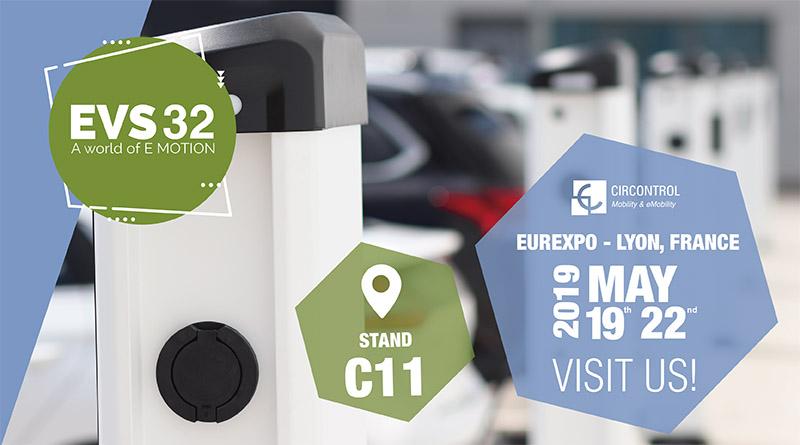 Circontrol presenta su solución integral para la movilidad eléctrica en aparcamientos en EVS32