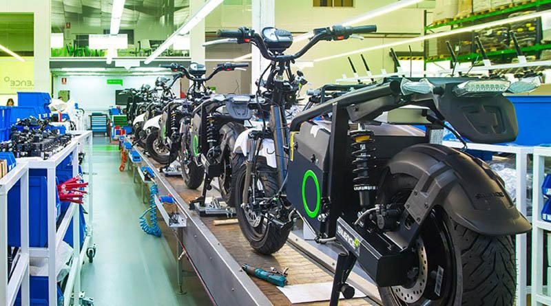 Abril, el mes con  más motos  producidas en la historia de Silence