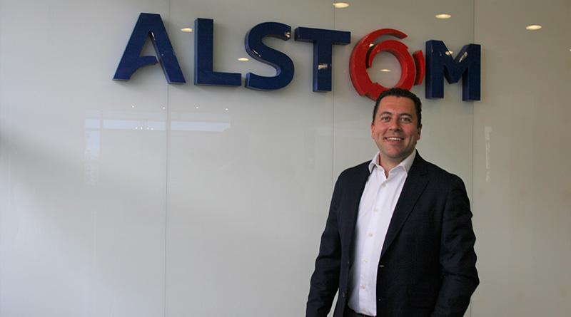 Carlos González Martín, nuevo responsable de desarrollo de negocio para la gama de autobuses eléctricos de Alstom España