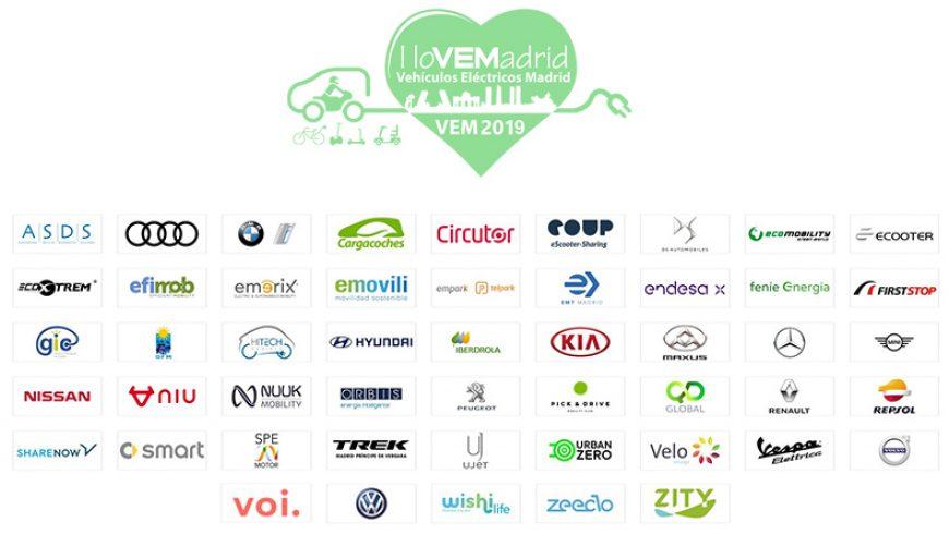 50 marcas relacionadas con la movilidad eléctrica se reúnen en VEM 2019 este fin de semana