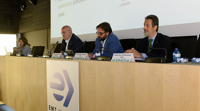 Recarga pública y un proyecto de conurbación, retos de la movilidad eléctrica en Madrid