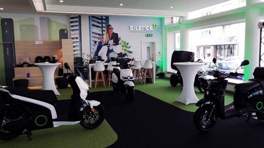 Silence abre su primera Flagship Store europea en Luxemburgo