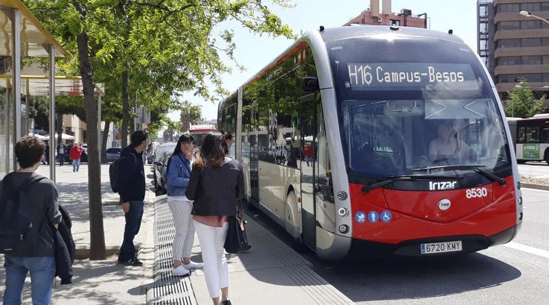 Barcelona incorporará más 100 nuevos autobuses eléctricos que reemplazarán los diésel