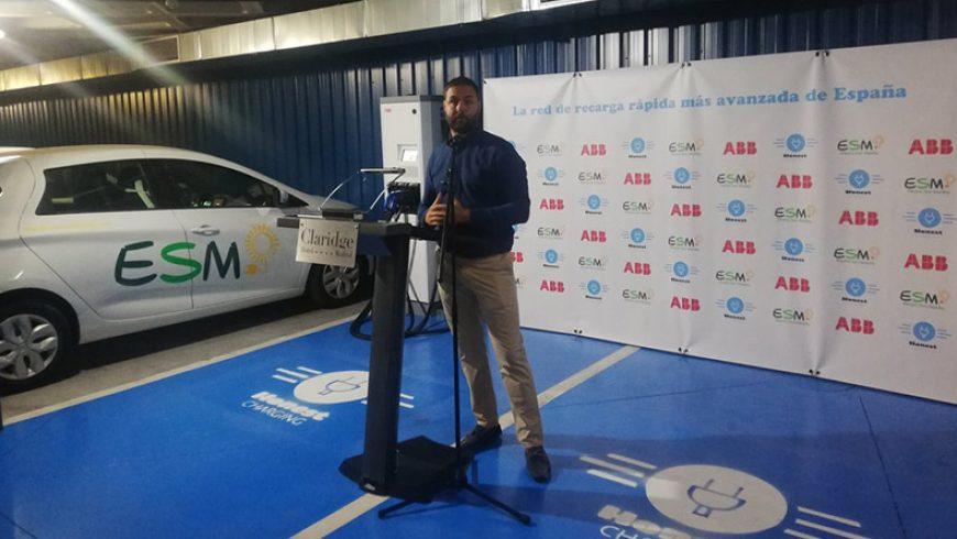 Blaudrive presenta la primera red de «ChargePooling» en España en la inauguración de su primer centro de recarga rápida