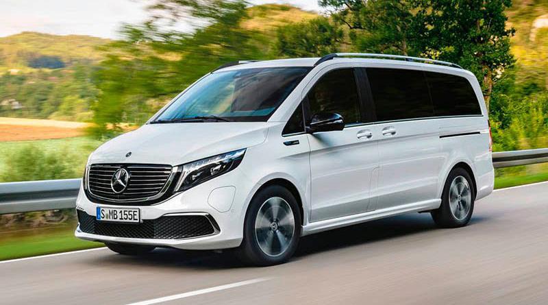Mercedes EQV, la furgoneta eléctrica premium alemana se fabricará en Vitoria