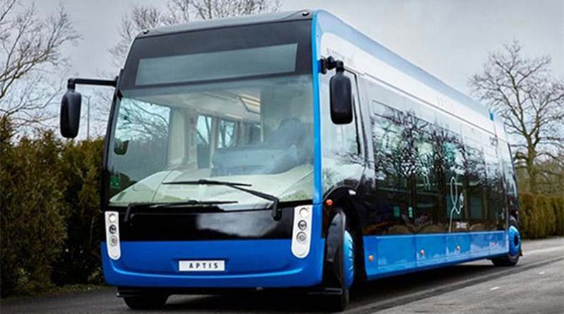 Aptis es el vehículo oficial del V Congreso Europeo del Vehículo Eléctrico