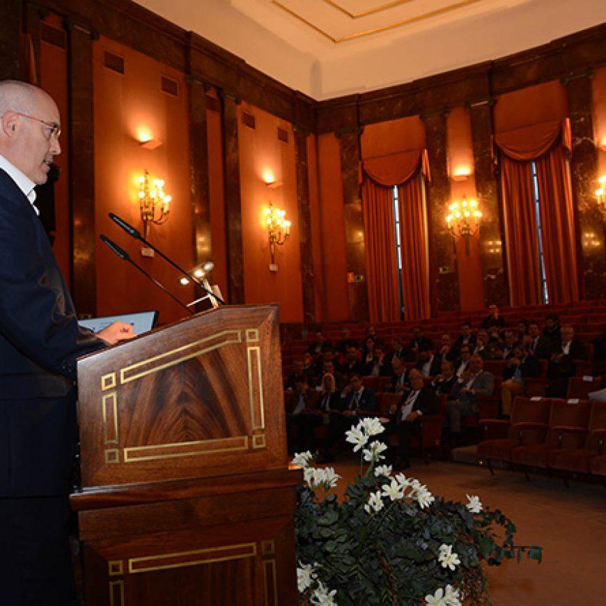 El Secretario de Estado de Infraestructuras, Transporte y Vivienda, Pedro Saura García, inaugurará el Congreso CEVE2019