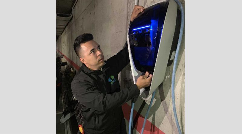 emovili instala los cargadores originales BMW i para los vehículos electrificados del Grupo BMW en España