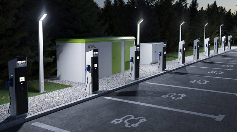 Nexvia instalará más de 200 puntos de carga para vehículos eléctricos en su primer año de vida