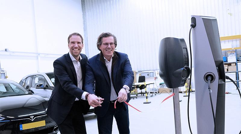 EVBox inaugura Lab Space y va un paso más allá en investigación y desarrollo para la recarga eléctrica