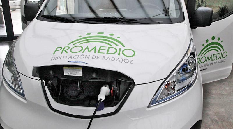 La Diputación de Badajoz pondrá en funcionamiento su red de electrolineras a lo largo de 2020