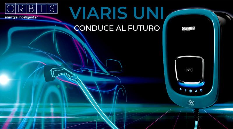 El cargador de ORBIS que todo vehículo eléctrico necesita: VIARIS UNI