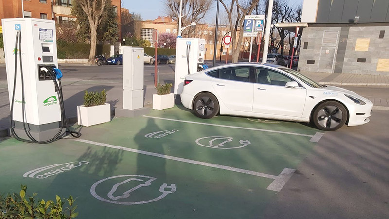 Cargacoches sitúa a Albacete en el mapa de la movilidad eléctrica con dos puntos de recarga rápida