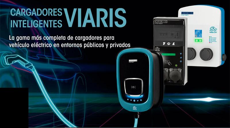 """ORBIS lanza una nueva página web de sus cargadores inteligentes """"Viaris"""""""