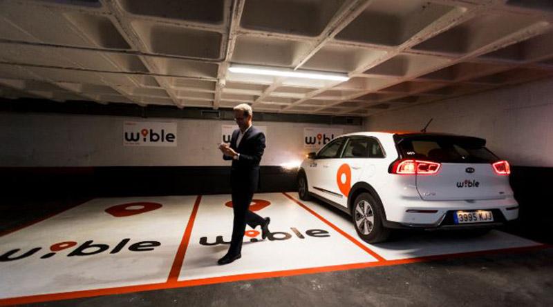 Wible cede sus vehículos de 'carsharing' a los sanitarios de la Comunidad de Madrid