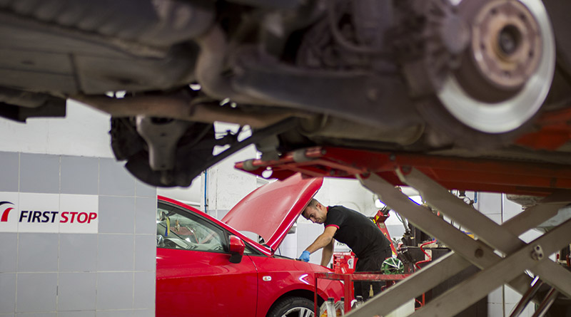 First Stop potencia los servicios de mantenimiento del vehículo para la vuelta a la actividad