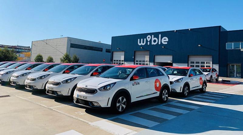 WiBLE reactiva su actividad con un nuevo servicio de alquiler por días