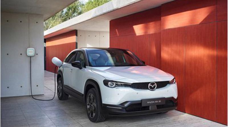 Iberdrola se alía con Mazda para desplegar puntos de recarga para vehículos eléctricos