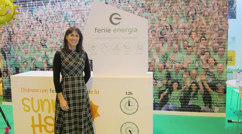 Feníe Energía nombra a Paula Román nueva directora general