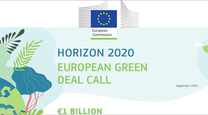 Convocatoria europea dotada de 1.000 millones para impulsar la transición ecológica y digital