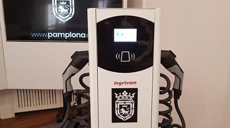Ingeteam fabricará 16 sistemas de recarga de vehículos eléctricos para el Ayuntamiento de Pamplona