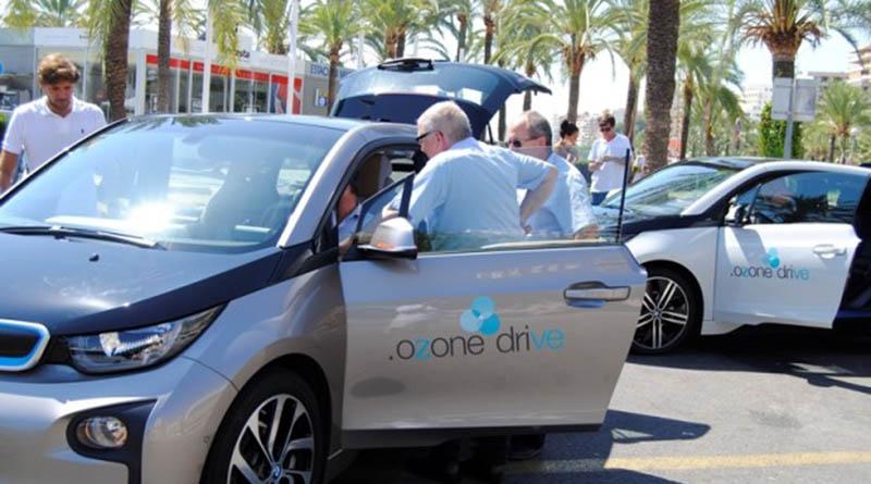 Ozone Drive, startup tecnológica especializada en servicios avanzados de movilidad eléctrica