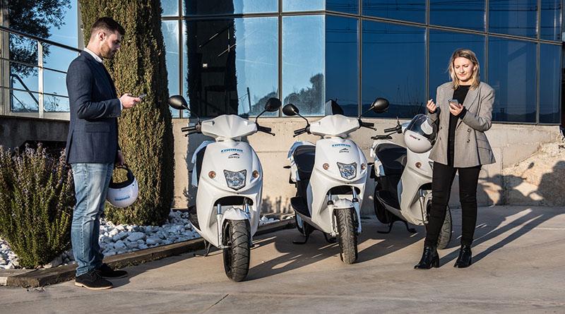 Cooltra presenta su nuevo servicio de motos eléctricas para empresas
