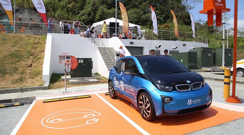 Celsia gestiona su amplia red de puntos de recarga con EV Charge