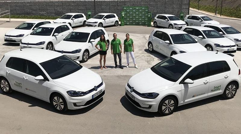 Iberdrola pone en marcha el primer 'Airbnb' de recarga para coches eléctricos