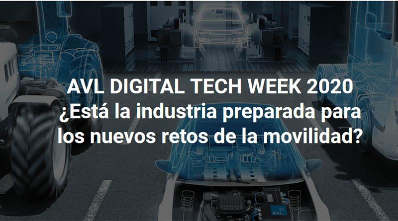 AVL Digital Tech Week  | 19 – 22 Octubre