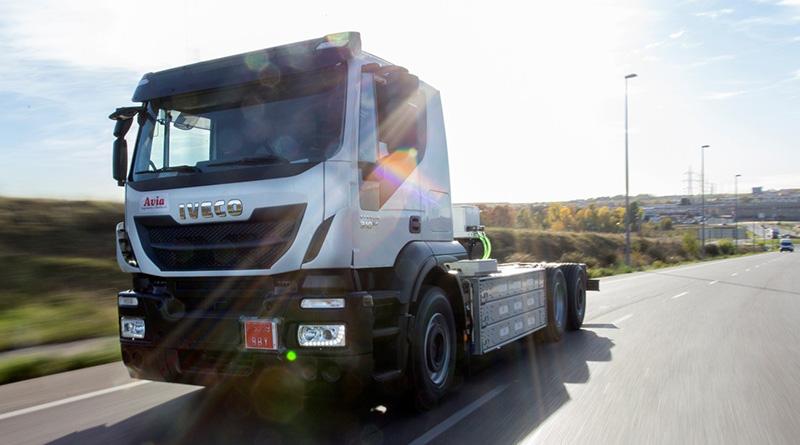 Avia Ingeniería y Diseño participa en el primer proyecto Europeo de Camión de Hidrogeno Auto-guiado