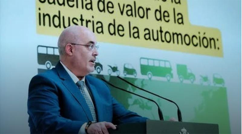 """Arturo Pérez de Lucia: """"El resto de Europa puede aprender mucho de España en movilidad eléctrica"""""""