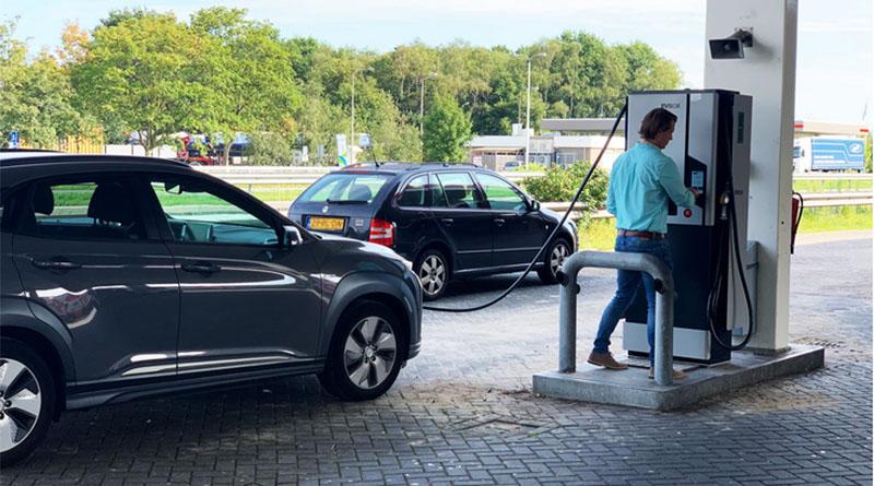 El Grupo EVBox y el Grupo TSG se asocian para ofrecer soluciones de vehículos eléctricos en toda Europa
