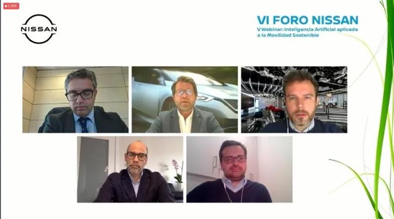VI Foro Nissan: La conectividad y la conducción autónoma, una oportunidad económica y social para España