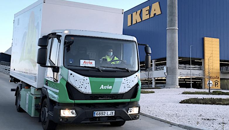 En pruebas el primer camión eléctrico fabricado en España