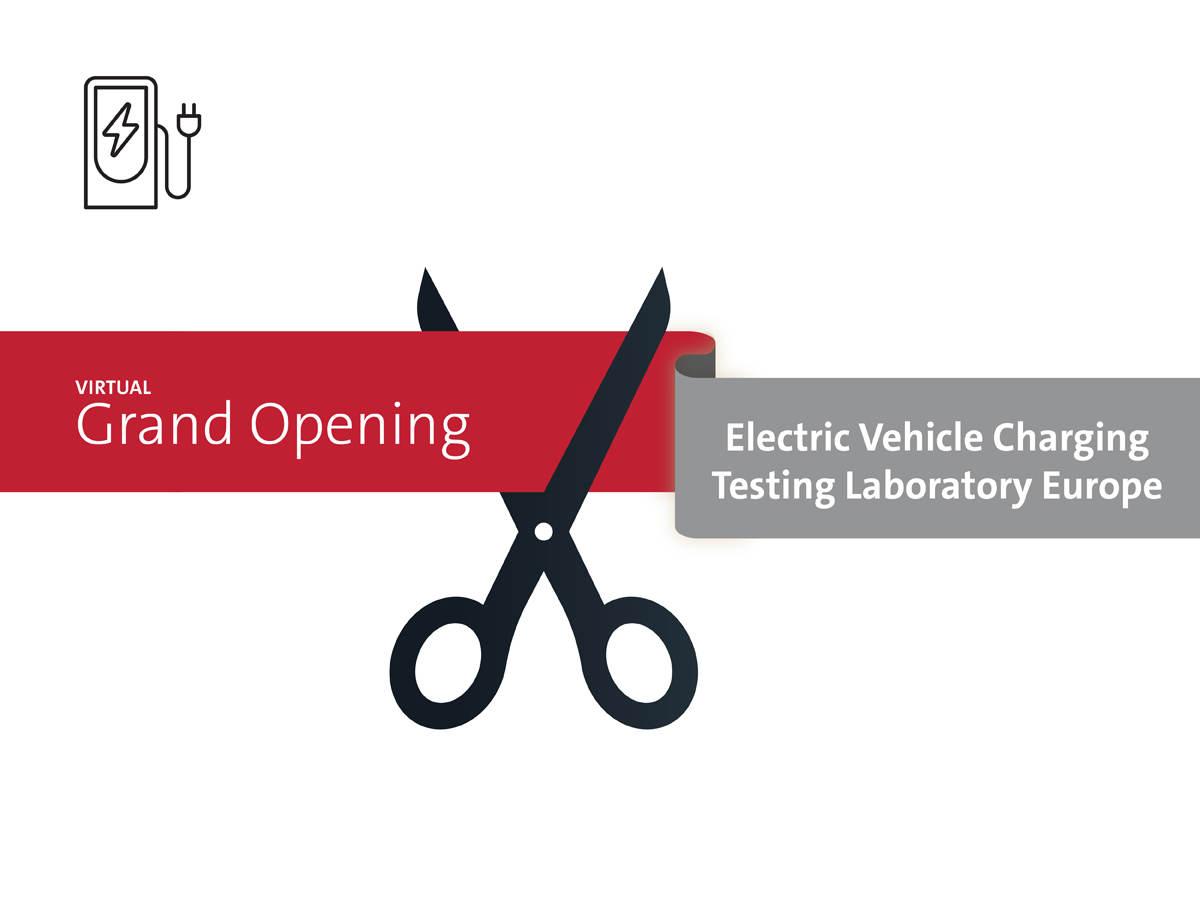 Grand Opening Electric Vehicle Charging Testing Laboratory Eu