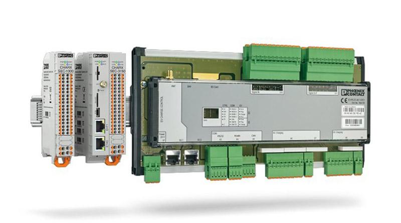 Phoenix Contact: Gama de productos para estaciones de recarga de vehículos eléctricos