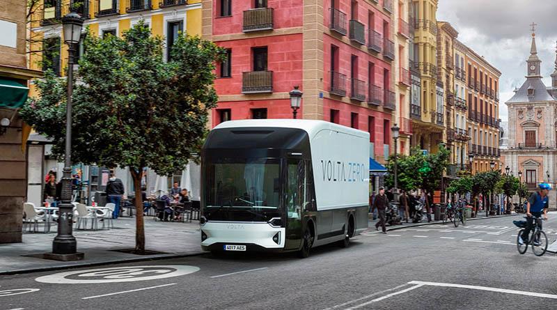 Siemens colabora en España con el fabricante de camiones eléctricos Volta Trucks