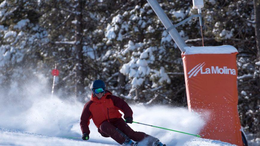 La estación de esquí de La Molina se electrifica con Cargacoches