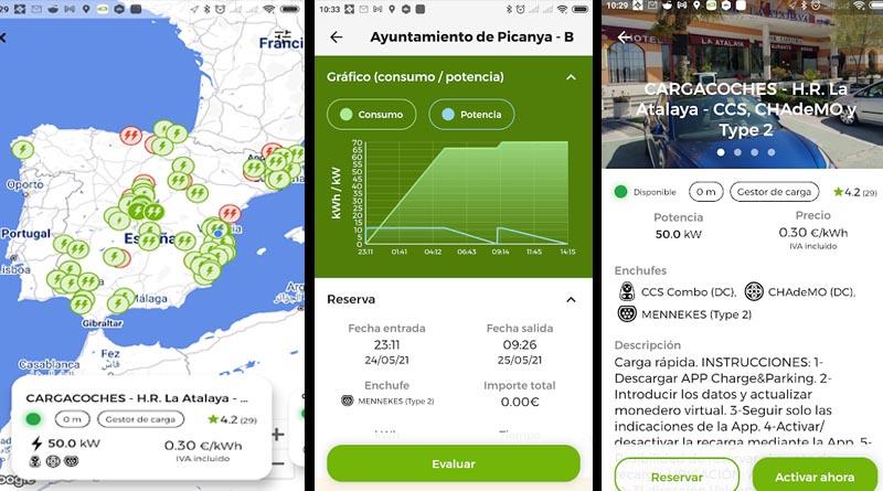 Cargacoches estrena app con nuevas prestaciones