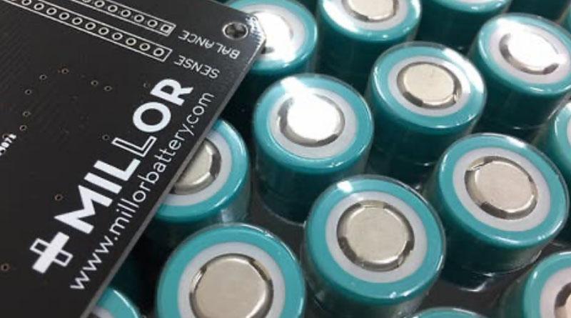 Millor Battery abrirá en Barcelona su fábrica de baterías para vehículos eléctricos