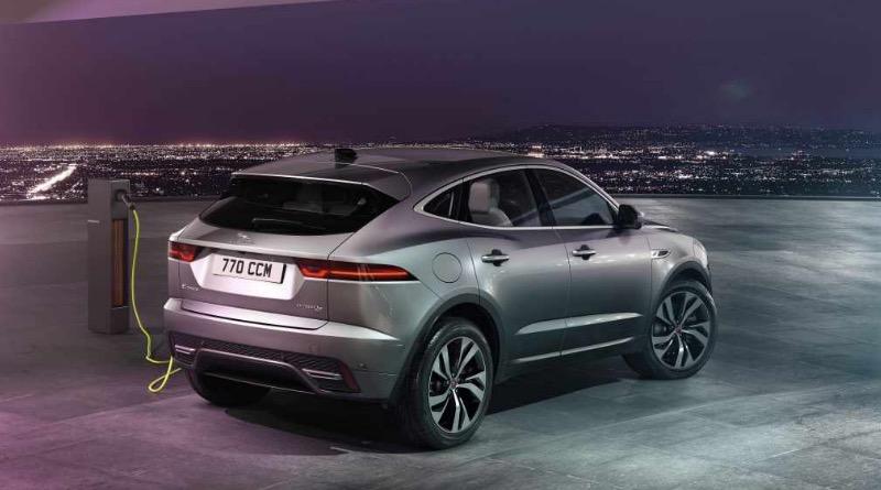 La gama electrificada de Jaguar y Land Rover protagonista del VEM2021