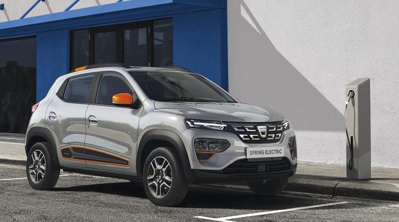Dacia acude por primera vez a la Feria VEM con Spring, el eléctrico más asequible del mercado