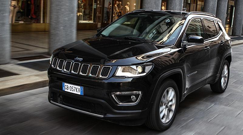 Renegade 4xe y Compass 4xe: la marca Jeep® apuesta por el híbrido enchufable en VEM2021