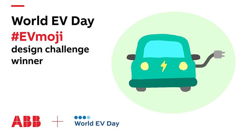 Una española gana el concurso #EVMoji el día mundial del vehículo eléctrico