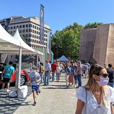 Más de 22.000 personas han visitado la Feria VEM2021 de Movilidad Eléctrica