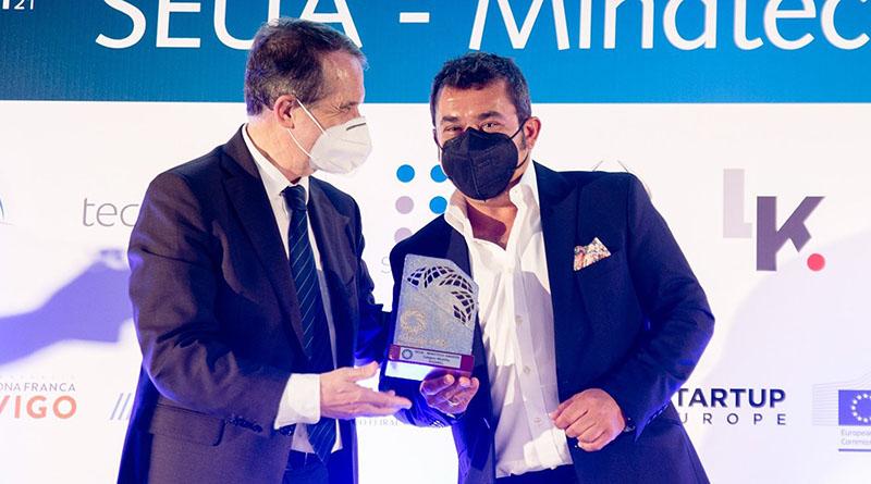 Digamel, premiada en Mindtech 2021 por su contribución a la movilidad eléctrica